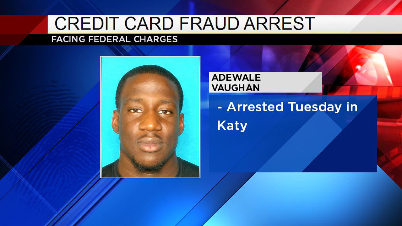 Be aware of the purchases you make and to report any discrepancies immediately to your card company. Arrest made in credit card fraud case totaling more than $300K