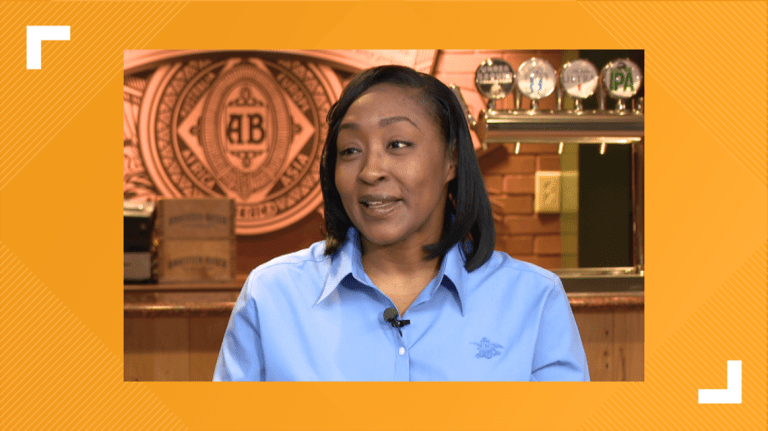 Meet the first female brewmaster at Anheuser-Busch in St. Louis