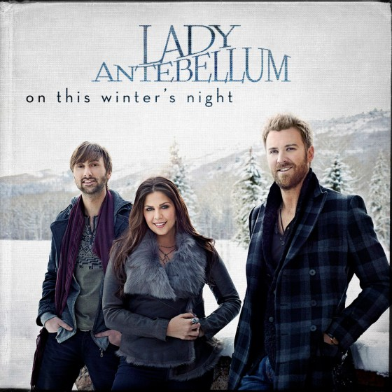 Lady Antebellum – On this winters night