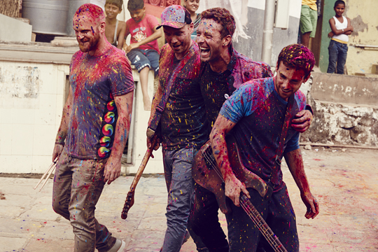 Coldplay-press