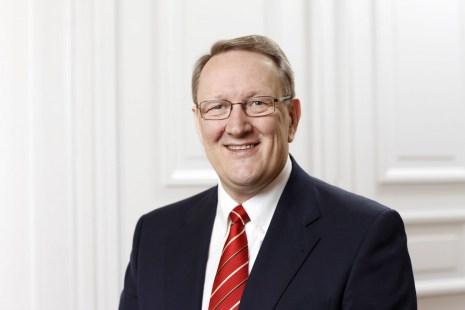 SKF:s vd Tom Johnstone