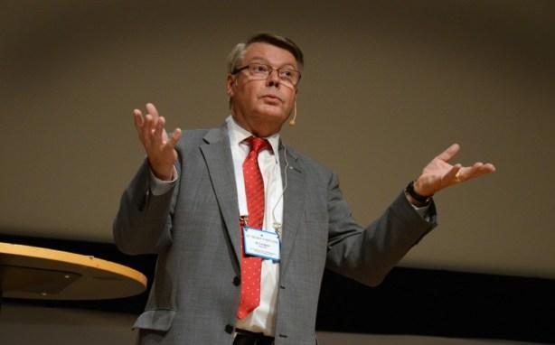 Bo Lundgren, riksgäldsdirektör