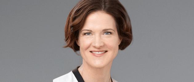 Anna Kinberg Batra, partiledare för Moderaterna