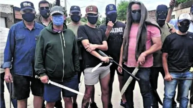Crearon una «milicia vecinal» para combatir la delincuencia en los barrios de Tucumán