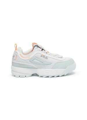 'Disruptor II Lite' chunky outsole panelled sneakers