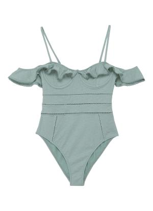 'Irving' Lace One Piece Swimsuit