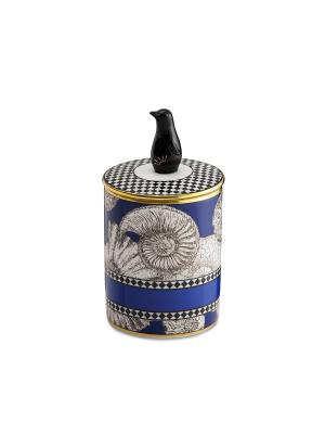 Totem Penguin Porcelain Scented Candle With Cover - 300ml