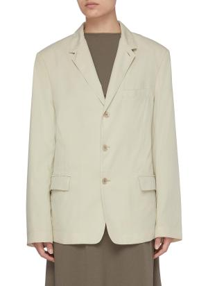 Soft suiting jacket