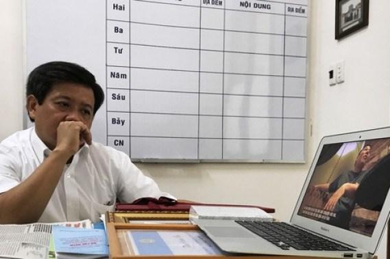 Image result for Đoàn Ngọc Hải phó chủ tịch quận 1 xin từ chức