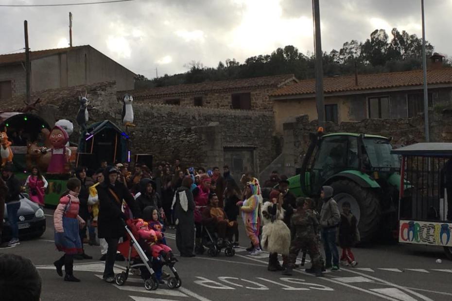 Carneval in Mogorella