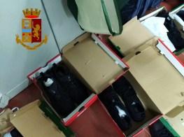 polizia ps 113 scarpe