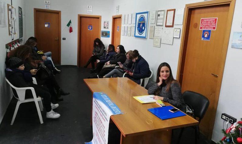 iniziativa screening trentola ducenta