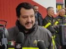 salvini divisa vigili fuoco vvff 115 pompieri