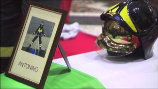 funerali vigili fuoco1 - Antonino Candido