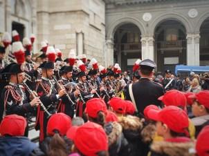 napoli carabinieri fanfara duomo 1 (1)