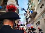 napoli carabinieri fanfara duomo 1 (2)