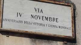 via IV Novembre
