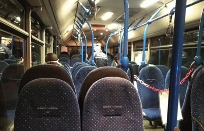 polizia municipale vvuu vigili urbani polizia locale bus pullman