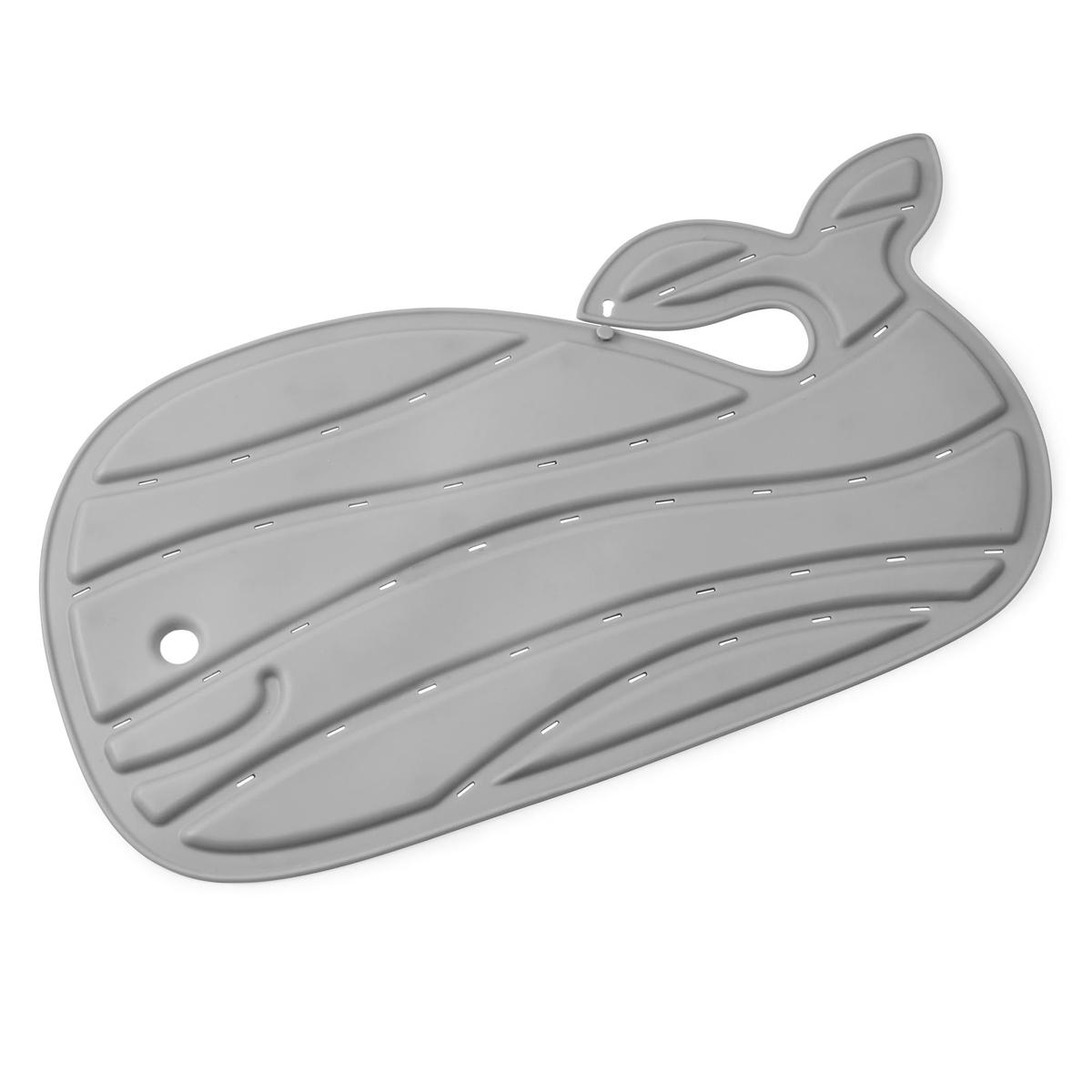 tapis de bain moby gris