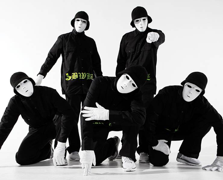 Face to face with Jabbawockeez - Las Vegas Magazine