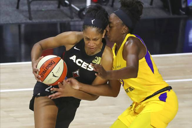 Aces Sparks Basketball