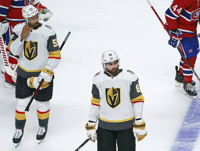 Golden Knights Lose Game 3 in OT