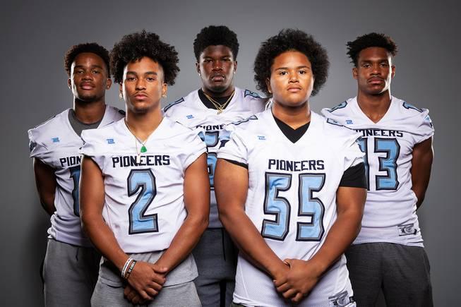 Las Vegas Sun's 2021 High School Football Top 10