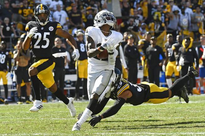Raiders beat Steelers