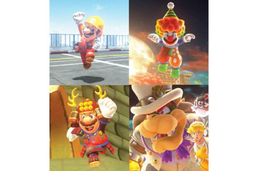 Super Mario Odyssey might be the best video game of all time   Las     Image