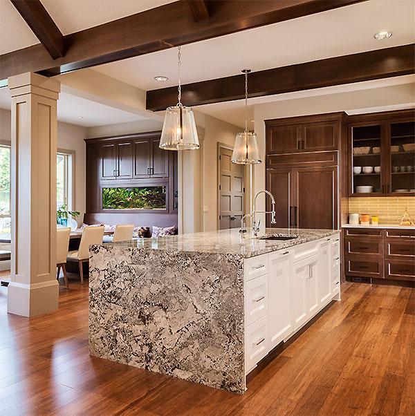 Ristruttura casa: la cucina open space