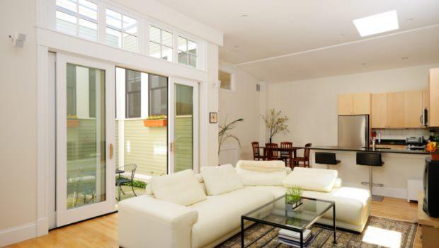 Scegliere l'arredamento per un ambiente unico cucina e soggiorno insieme,. Progettare Cucina E Soggiorno