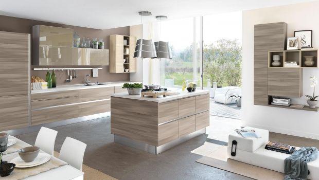 soggiorno con cucina a vista in 30 mq. Progettare La Zona Giorno Due Soluzioni Differenti