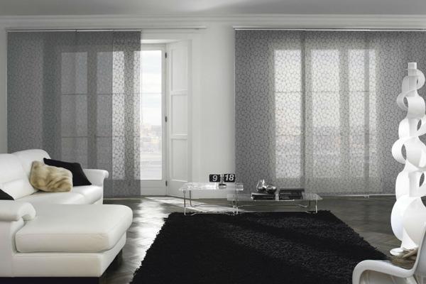 Il video mostra idee per soggiorno con angolo cottura moderno.quali sono cucina e soggiorno open space? Tende Soggiorno Come Sceglierle