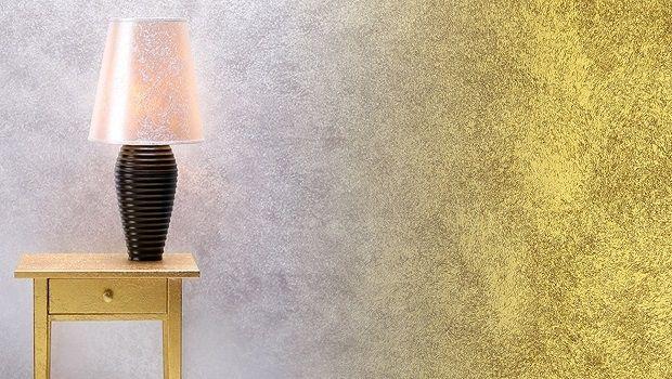 Varie tecniche di pittura parete casa vernice muri pittura spatolato. Pittura Effetto Metallizzato Per Interni