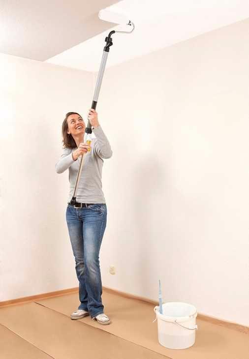 Vediamo insieme come tinteggiare le pareti con il rullo. Dipingere Le Pareti Di Casa