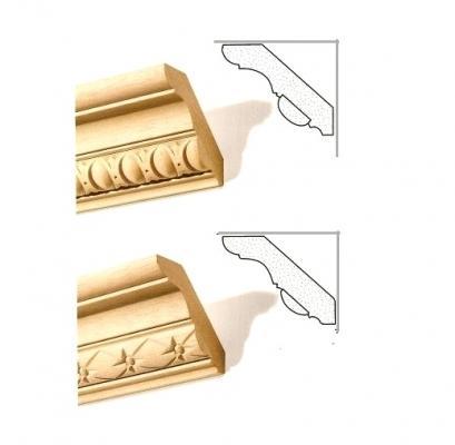Appendere cornici su pareti inclinati di spazi a mansarda. Listelli Decorativi In Legno Per Pareti
