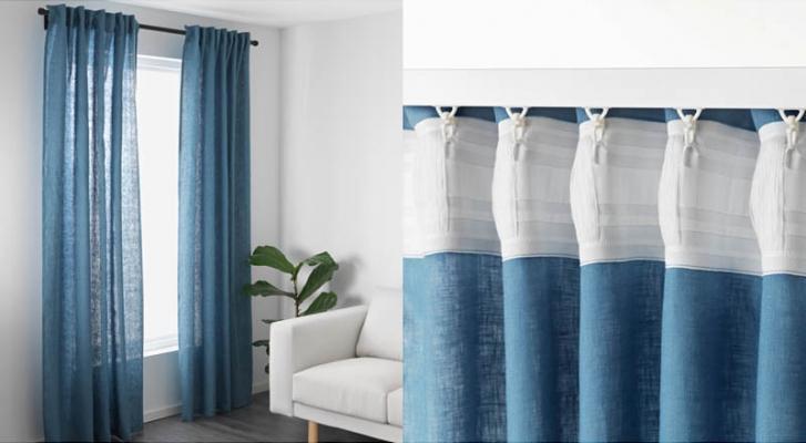 Mostra anche quali modelli ikea sono adatti per un soggiorno( sala), per una camera da letto, per un asilo nido. Tessuti Per Tende