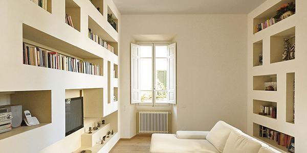 Visualizza altre idee su arredamento, parete attrezzata, arredamento soggiorno. Parete Attrezzata In Cartongesso Idee Originali