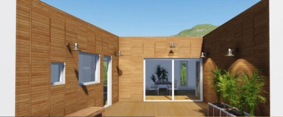 Associare l'utilizzo del legno alla costruzione in prefabbricazione rende possibile costruire case di legno con doppi vantaggi: Case Prefabbricate In Legno