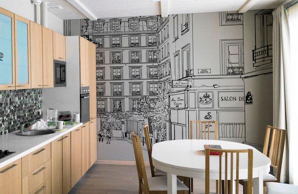 Trova tantissime idee per carta da parati lavabile per cucina. Rivestimenti Per Cucina Le Soluzioni Piu Creative