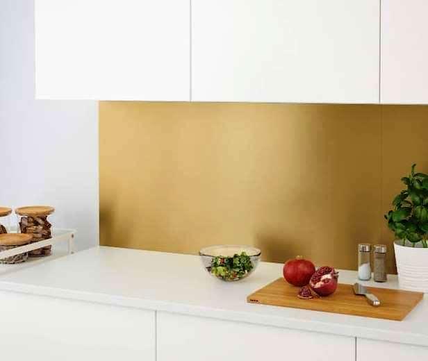 Esclusiva collezione di adesivi per mobili ikea, in modo che risultino più originali e siano protetti da graffi e danni! Paraschizzi Per Le Pareti Della Cucina