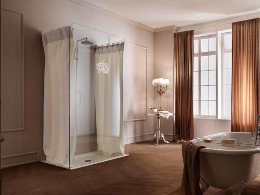 Scegliere le tende per il bagno: Tende Da Bagno Giuda Alla Scelta