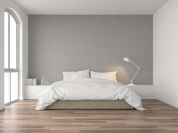 Se scegli di tinteggiare le pareti argento nella camera da letto, prediligi una sola parete ovvero quella dietro al letto a cui abbinare una testata di una tonalità differente di grigio o di un colore a. Rivestimenti Per Pareti Camera Da Letto