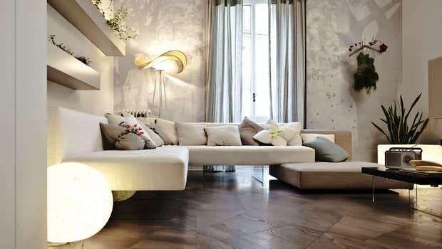 Ambienti con cucina soggiorno open space di 20mq, 25 mq,. Arredamento Soggiorno 5 Idee Per Un Living Di 20 Mq