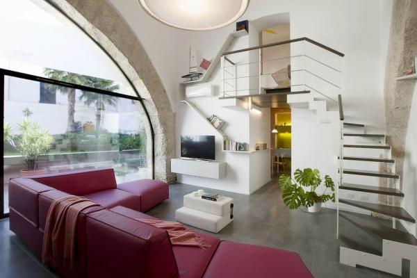 Immaginate una giovane coppia, un appartamento al centro di una città frenetica come milano e un salone di circa 25 metri quadrati. Arredamento Soggiorno 5 Idee Per Un Living Di 20 Mq