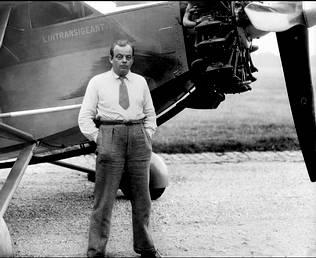 Un piloto alemán reconoce que abatió el avión del escritor Antoine de Saint-Exupéry