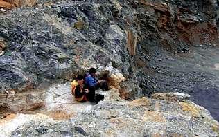 Dan por terminado el estudio del depósito de fósiles hallado en una cantera de la zona