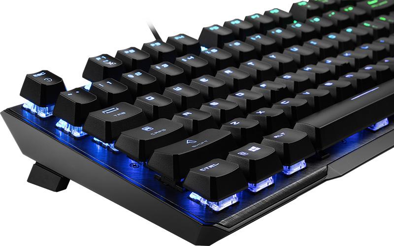 Clavier Mécanique Msi Vigor Gk50 Elite Bw Fr 1 GearUp pc gamer maroc