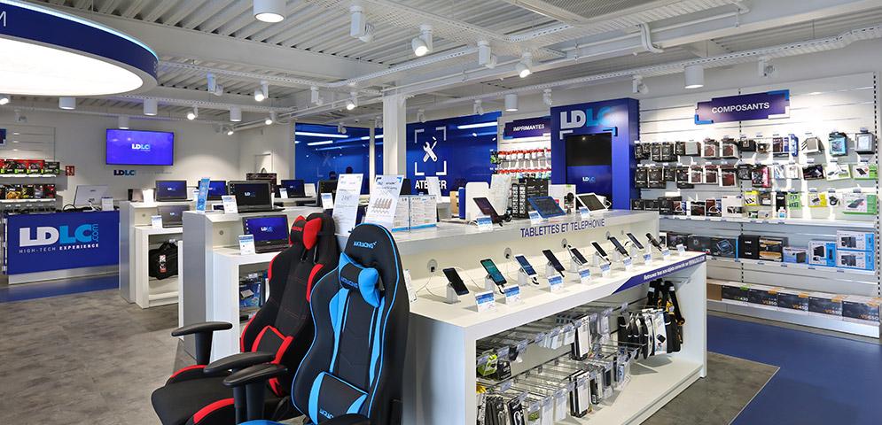 boutique ldlc clermont ferrand