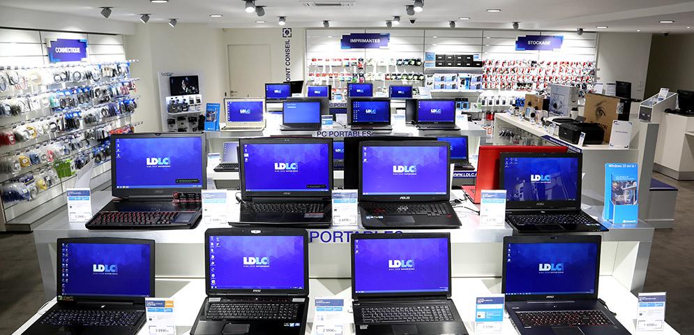 Boutique LDLC Paris Magasin Informatique Rparation Et